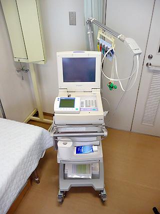 心電図検査